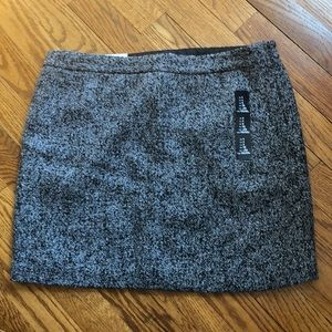 GAP Wool Blend Mini-Skirt